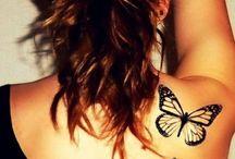 Tattoos / by Katie Gram