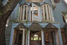 Ödehus/Abandoned houses