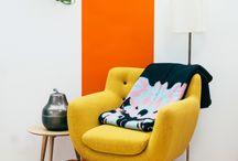 Sofás e cadeiras