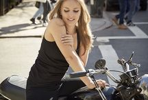 Women Who Ride / Inspired by #whomenwhoride