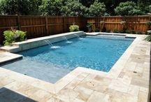 Ground pools