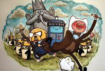 Webcomics / by Kambrea Pratt