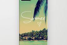 Summer phone cases
