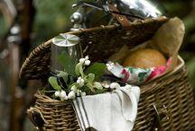 Grand Picnic Inspiration / Great inspirational picnic ideas