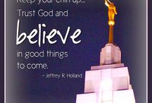 LDS QUOTES / by Jennie Chamberlain