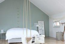 Slaapkamer Schuurwoning