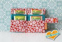 sewing tea bag holders