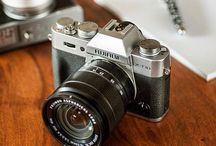 Fuji XT-10 Mirrorless Camera