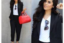Work Fashion / by Julia Guthrie
