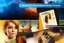 JavaScript Based Website Templates / JavaScript Based Website Templates