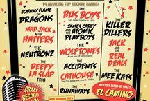 rockabilly festivals / keep rockin'