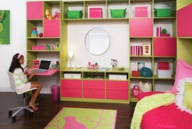 For the Kid's  / Show us the toys, toddler's outfits, and adorable little shoes.  Then imagine having a designated place for all your kid's stuff and think transFORM. / by transFORM