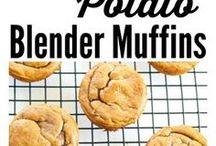 no wheat muffin