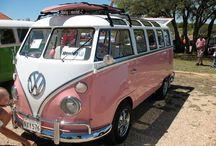 Retro Campervans