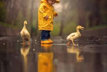 Lapsi&eläimet