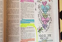 Bible Study-Journaling/Spirituals / by Missy Asher