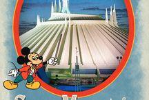 Magic Kingdom / Rides and attractions at #Disney #MagicKingdom, Parades, Shows, etc