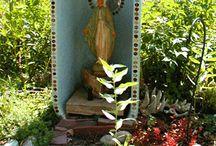Virgin Mary Shrines / by Bernadette Hudacko