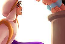 Jasmine e Aladim
