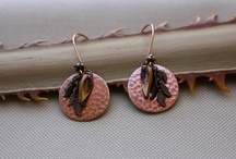 unique copper jewelry / by Jacklyn Evers