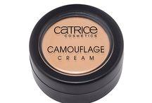 Camouflage make-up