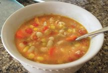 Recipes : Soups and Stews
