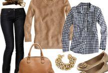 Fall fashion / by Abby Streit