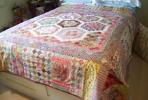 Marg Sampson George Quilts / Quilts that are designed by Marg Sampson George