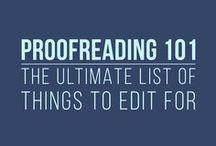 Tips on self-editing