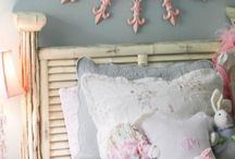 Shabby Chic room / by Crystal Mendl