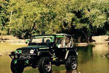 Jeep Wrangler agen