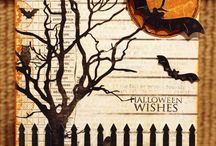 Cards: Halloween  / by Teri G.