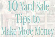 Yard Saling
