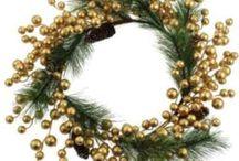 Wreaths / Christmas decor wreaths