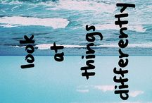 Inspiration / random little things that help you feel something.  / by Kathleen Rehman
