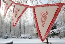 Be my Valentine!   / All things hearty, red, pink and the like!