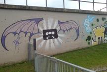 Street Art / I love Street Art. If I like it, I make a picture of it!