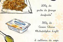 Comida / by Misturinha Chic