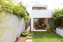 Mini Garden/ Backyard.