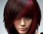 Hair ideas / by Becca Seabaugh