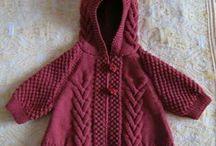 tejido para mi bebe