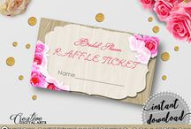 Bridal Shower Products in Roses On Wood Theme, Invitations, Games, Decorations And More / Hi, thank you for visiting this beautiful bridal shower board with products in Roses On Wood theme. Here, you'll find different invitations, games and activities, decorations and more with over 60 products in this theme.