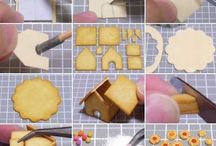 Polimer clay tutorial