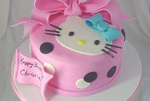 Birthday Cakes / by Anne Maillet