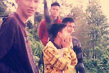 Berastagi, 22 Juni 2014 / holiday with X1, SMAN 1 Tamiang Hulu