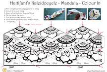 Kaleidocycle mandala