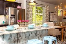 Shabby Chic Kitchen - Кухни в стиле шебби-шик