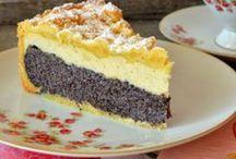 Leckere Kuchen und Torten