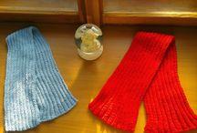 moje pletení