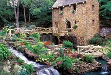 Living in an old water mill <3 / Moulins à eau, water mill